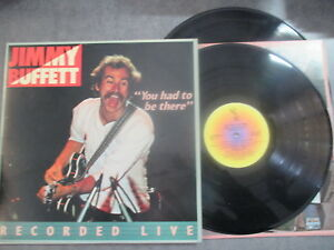 JIMMY-BUFFETT-YOU-HAD-TO-BE-THERE-2-LP-POSTER-USA