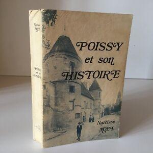 Narciso-Noel-Poissy-Y-Son-Histoire-Circulo-Etude-Historia-Arqueologico-1976