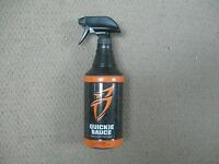Quickie Sauce Spray High Gloss Fast Pure Wax Boat Fiberglass Painted Surfaces Qt