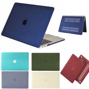 For Macbook Matt Hard Protector Case Air 13 A1932 2179 Pro 13 A2159 A2251 A2289