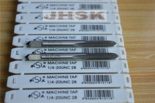 "2pcs HSS Right Hand Tap 1//4/""-20UNC Taps Threading 1//4-20UNC Superior quality"