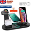 thumbnail 1 - 4IN1 Wireless Charger Stand Charging Dock Station For iPhone 13 Pro Apple Watch