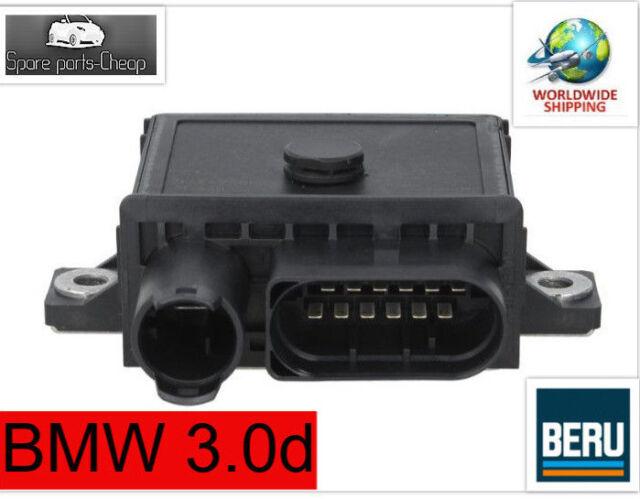 BMW BERU Preheating control unit Glow Plug Relay Module E46 E60 E83 E87 E90 2.0d