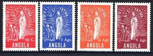 ANGOLA-timbre-315-318-1948-Dame-de-Fatima-neuf-sans-charniere-neuf-sans-charniere-ensemble-complet