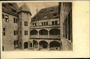 HEILBRONN-Innenhof-vom-Rathaus-alter-Heimatbeleg-im-Postkarten-Format-1930-40