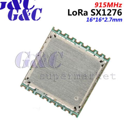 868//915mhz SX1276 Wireless Transceiver Module LoRa Data Transfer Module