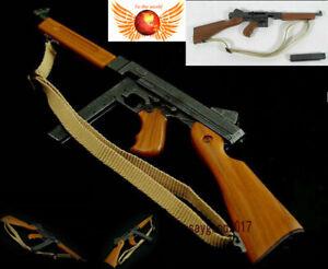 1:6 Dragon DML Weapon Model Soviet Soldier PPS-43 Submachine Gun Model Toy