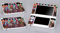 Monster High 343 Vinyl Decal Cover Skin Sticker for Nintendo 3DS XL/LL