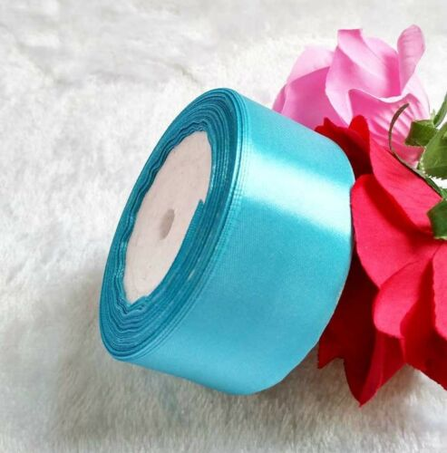 Variety Color Pure Color Single-sided Silk Ribbon 38mm Diy Decoration Crafting
