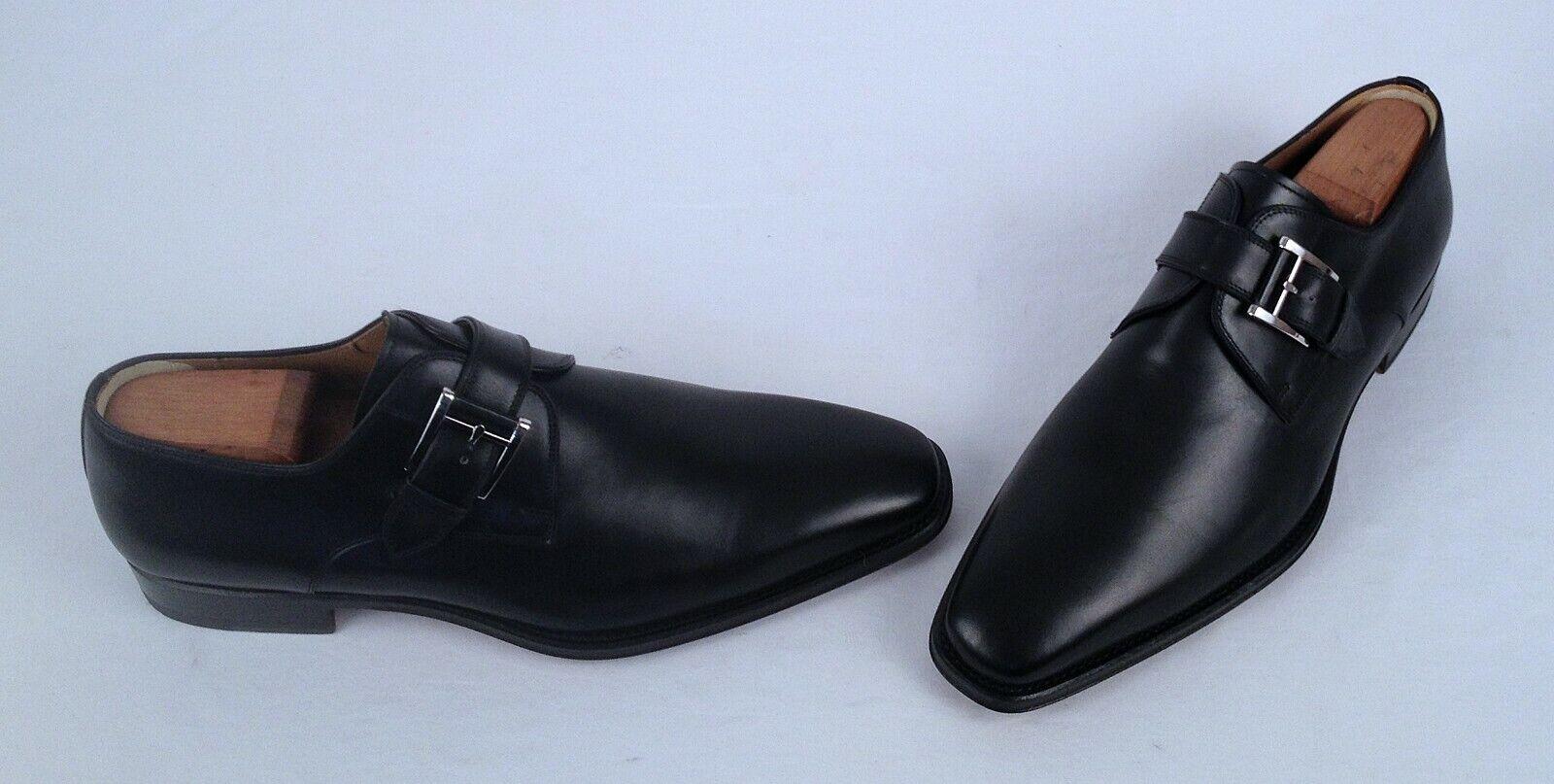 nuevo    Vestido Magnanni 'marco' Monje Correa-Negro-Tamaño 10 m  (G1)