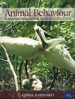 Animal Behaviour: Mechanism, Development, Function and Evolution by Chris Barnard (Paperback, 2003)