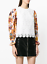 MSGM-Floral-Balloon-Puff-Sleeves-White-Lace-Top-UK-16 miniatuur 1