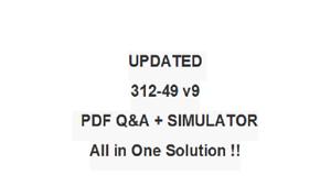 QA PDF/&Simulator EC COUNCIL COMPUTER HACKING FORSENIC INVESTIGATOR V9 312-49