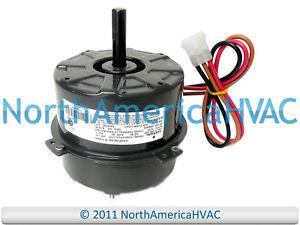 Icp Heil Tempstar 1 8 Hp Fan Motor 1086485 Hq1086485em Ebay