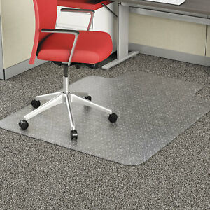 Alera-Studded-Chair-Mat-for-Flat-Pile-Carpet-36-034-x-48-034-with-Lip-Clear