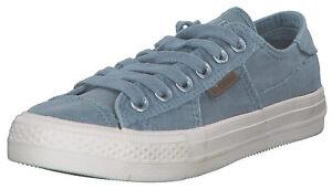 DOCKERS-Femmes-Low-Sneaker-Bleu