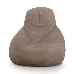 Poltrone Sacco E Pouf.Poltrona Sacco Pouf Puf Pera Gigante Tessuto Vari Colori Jive