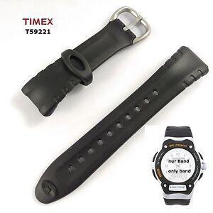 Timex-Pulsera-Reemplazo-t59221-Timex-Ironman-Combo-50-Lap-PU-Band-14-18-22mm