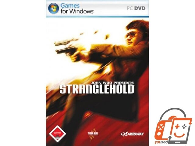 John Woo Presents Stranglehold - GUT