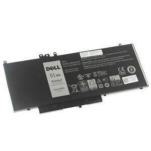 Dell G5M10 4 Cell 51wh Laptop Battery for Latitude E5450/e5550