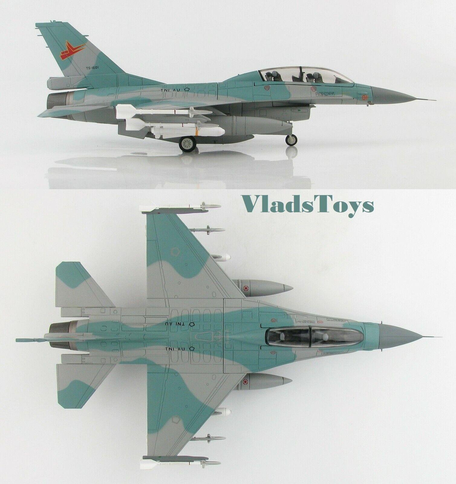 vendite online Hobby Master 1 72 F-16A Fighting Falcon Indonesiano Indonesiano Indonesiano Aeronautica  TS-1601 HA3862  tutti i prodotti ottengono fino al 34% di sconto