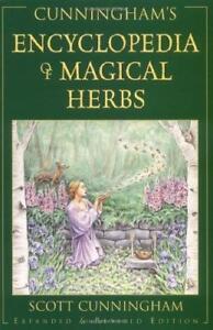 Scott-Cunningham-039-s-Encyclopedia-of-Magical-Herbs