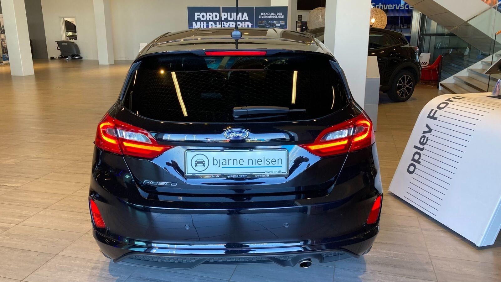 Ford Fiesta 1,5 TDCi 85 ST-Line X - billede 3