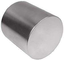 1 Neodymium Magnet 2 X 2 Inch Cylinder N48 Rare Earth