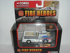 Corgi Showcase Fire Heroes American La France ALF 900 Vero Beach. REF:CS90063
