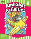 Alphabet Activities: Grade PreK-K (Flash Skills) by Spark Notes (Paperback, 2010)