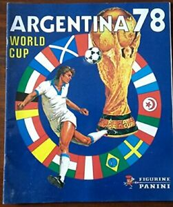 Panini Official Album FIFA World Cup Argentina 1978 Complete Reprint Reimpreso
