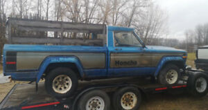 1977 Jeep J10 Honcho Runs and Drives-Original Untouched-RARE