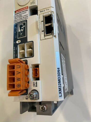 Lexium 32 Servo Drive with CANopen and Safety Modules 208//480V LXM32MD30N4