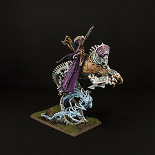 WARHAMMER AGE OF SIGMAR VAMPIRE COUNTS NEFERATA MORTARCH OF BLOOD PAINTED - B