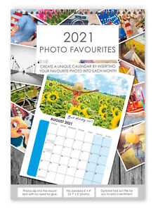 2021-Photo-Favourites-Create-Print-Your-Own-Photos-A4-Wall-Hanging-Calendar