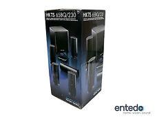 Harman Kardon HKTS 65 BQ/ 230 5.1 Surroundsystem Boxen Lautsprecher Heimkino NEU