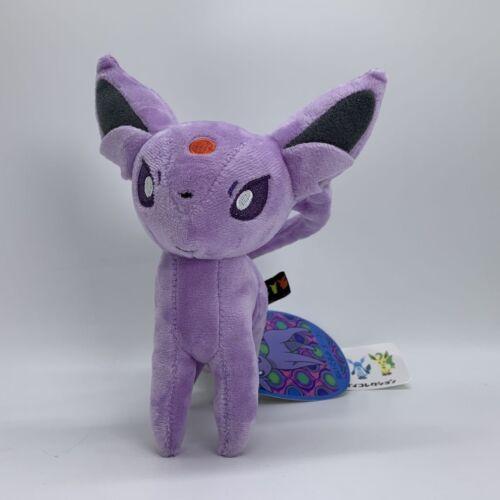 "Pokemon Espeon #196 Plush Soft Toy Stuffed Animal Doll Teddy 8/"""