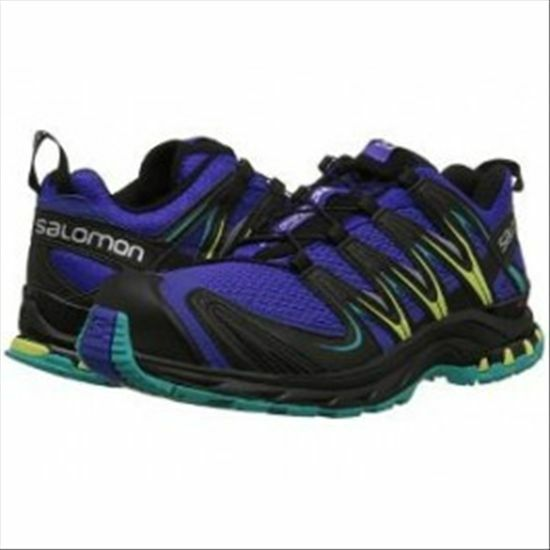 shoes  SALOMON XA PRO 3D W-  simple and generous design