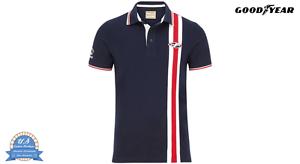 Goodyear Poloshirt BEAVERCREEK Lifestyle Shirt - Motorcycle Biker Shirt - 400294