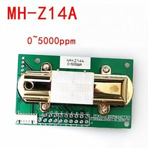 MH-Z14A-Infrared-Carbon-Dioxide-Sensor-Module-Serial-Port-PWM-Analog-Output-CO2