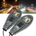 1-2X AC86-265V IP65 30W LED Street Road Outdoor Industrial Lamp Light Floodlight