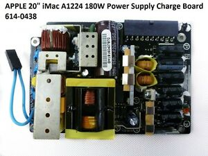 Apple-A1224-iMac-2007-2008-2009-Carte-d-039-alimentation-PSU-adp-170af-b-hp-n1700xc