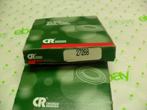 Chicago Rawhide CR Oil SEAL 27268 New in Factory Box QTY 2