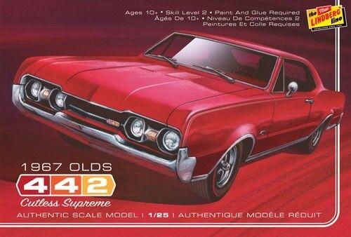oldsmobile model kit