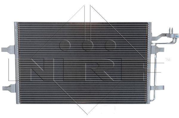 NRF A/C Condenseur Climatisation 35842 - Tout Neuf - Original - 5 An Garantie