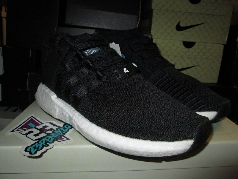 ADIDAS CONSORTIUM EQUIPMENT SUPPORT MID BOOST MASTERMIND MMJ BLACK CQ1824