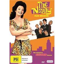 The Nanny - Series 2 (1994) * Fran Drescher 3-Disc Set * Region 2 (UK) DVD