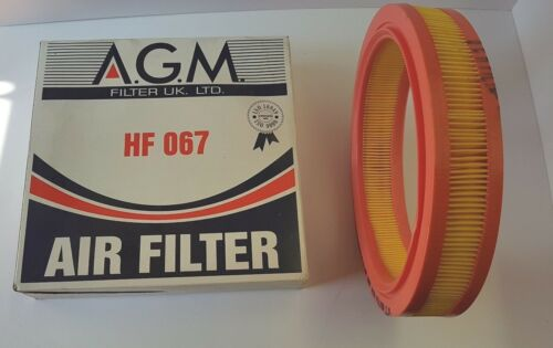 A649 WA6388 EAF002 LX108 C2534 Filtro ARIA HF067-x-ref: CA4739 AG285