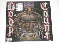 BODY COUNT self titled Body Count  LP New Sealed  Ice - T