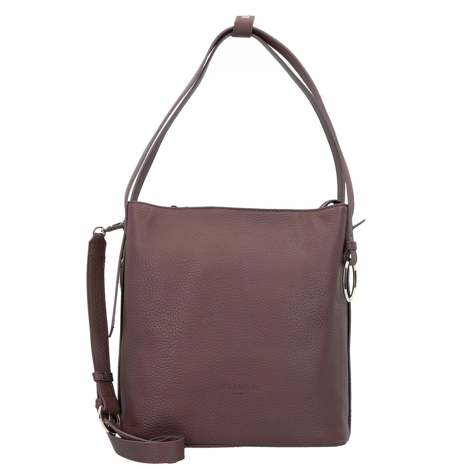 Liebeskind Millennium Hobo Schultertasche Handtasche Leder 27 27 27 cm (french roast) | Mittel Preis  | Stilvoll und lustig  | Erste Gruppe von Kunden  43fef3